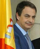 Zapatero en Algrie