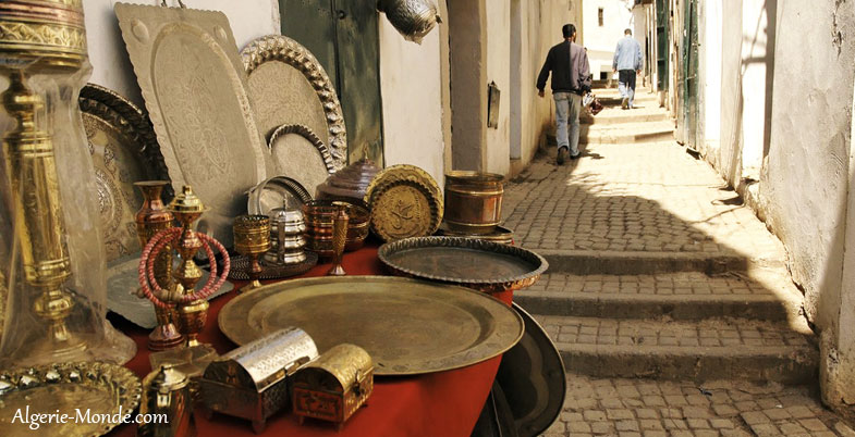 Artisanat Algérie - L\'artisanat algérien sous tous ses formes