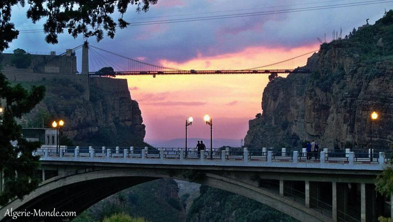 قسنطينة عروس الشرق الجزائري.جمال بلادي