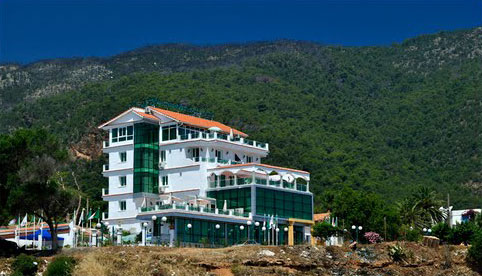 H tel chenoua tipaza en alg rie for Les prix des hotel