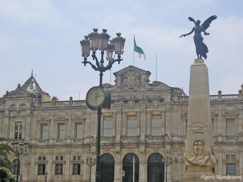 Photos de la Mairie d'Oran