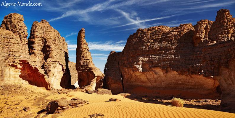 sahara algerien