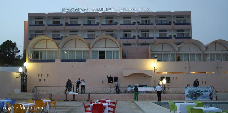 Station thermal hammam salihine biskra en alg rie for Les prix des hotel