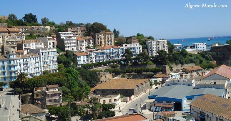 Béjaia ville touristique