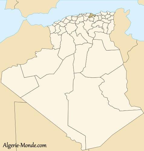 Telephone wilaya de bejaia